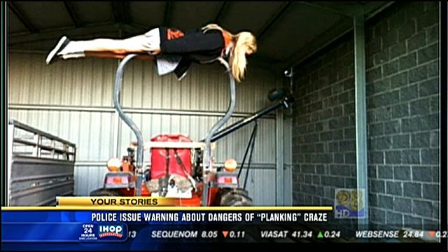 planking death australia. Planking, increasingly popular