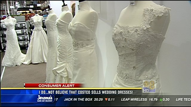 I do not believe that costco is selling wedding for Sell wedding dress san diego