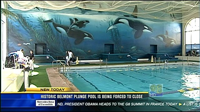 Historic Belmont Park Plunge Pool Is Being Forced To Close
