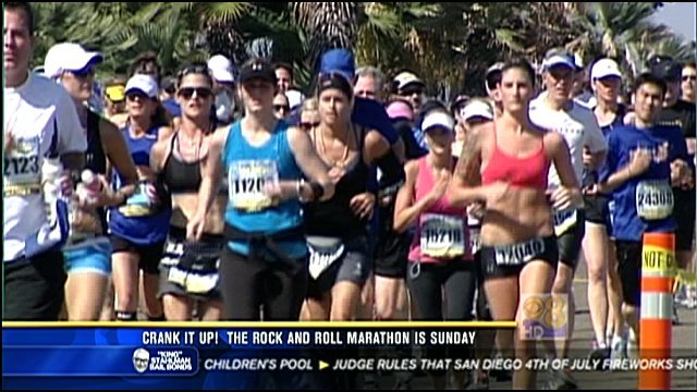 Rock 'n' Roll San Diego Marathon - Wikipedia