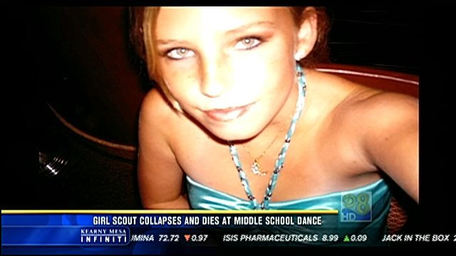 Vigil Held For Teen Who Died At Middle School Dance Cbs
