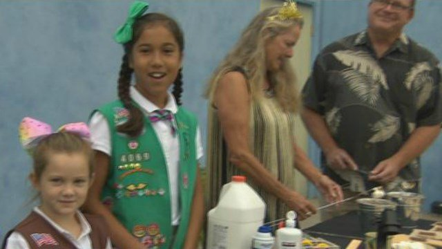 urban campout girl scouts celebrate 100 years   the cw