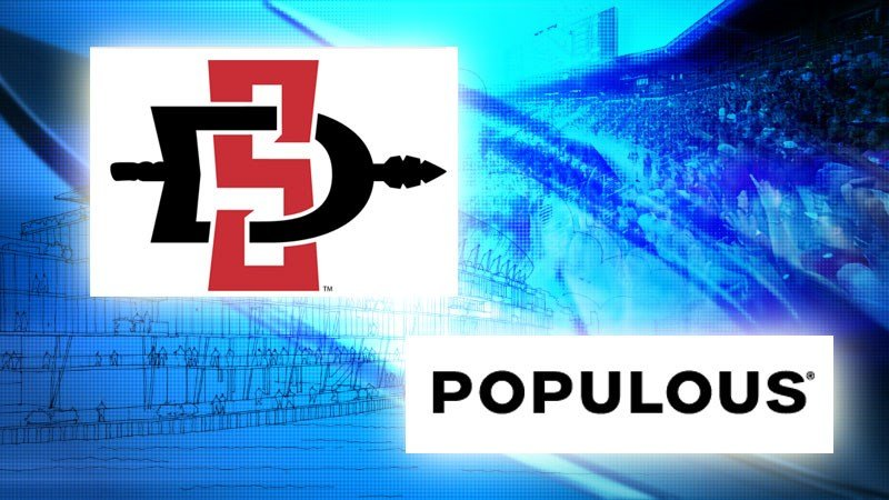 San Diego State hires architect to design football stadium CBS