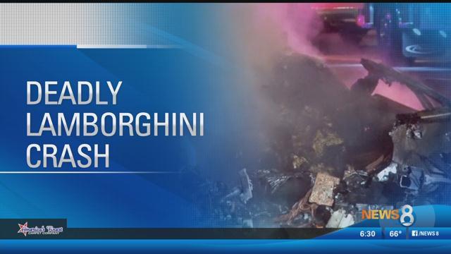 lamborghini driver killed in crash was medical marijuana million