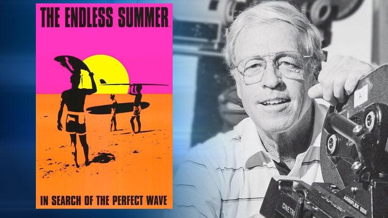 Endless Summer Surf Film Director Bruce Brown Dies At 80
