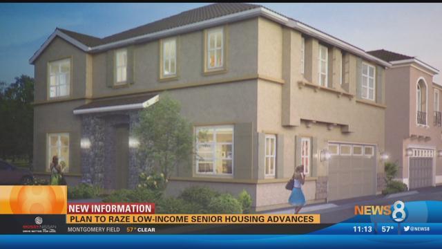 Beautiful Rancho Penasquitos: Plan To Raze Low Income Senior Housing Advan   CBS News  8   San Diego, CA News Station   KFMB Channel 8
