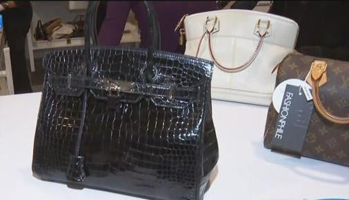 San Go News 8 We Re Taking You For A Tour Of The Largest Inventory Pre Owned Luxury Handbags