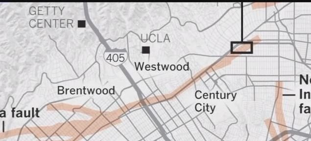 Geologists discover new fault in Beverly Hills CBS News 8 San