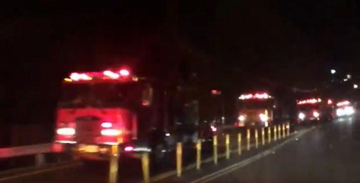 Honda Thousand Oaks >> Brush fire prompts evacuation order in Malibu - CBS News 8 ...