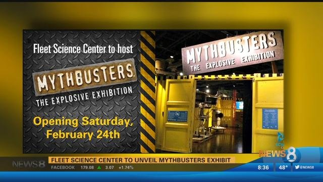 Mythbusters the explosive exhibition explosive mythbusters exhibit coming to discovery center of idaho malvernweather Gallery