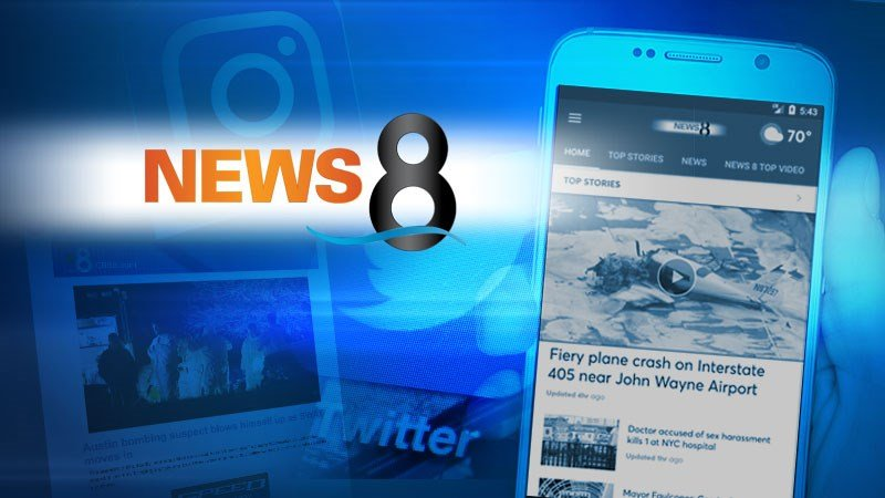Jaded by Facebook? Get the NEWS 8 app and newsletter - CBS