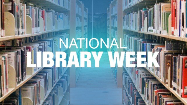 National library week san diego county library stats for National motors san diego