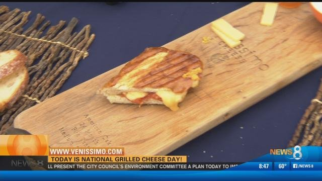 Celebrate national grilled cheese day with the perfect ...