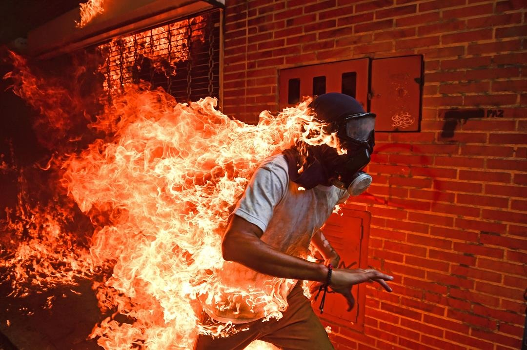 Which photo won the World Press Photo contest?