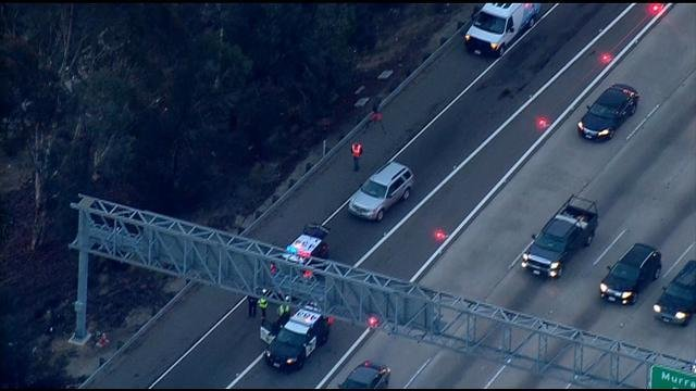 Sango Cns A Woman Was Struck And Killed Tuesday Morning While Walking On A Serra Mesa Freeway Off Ramp Making Her The Second Pedestrian To On A