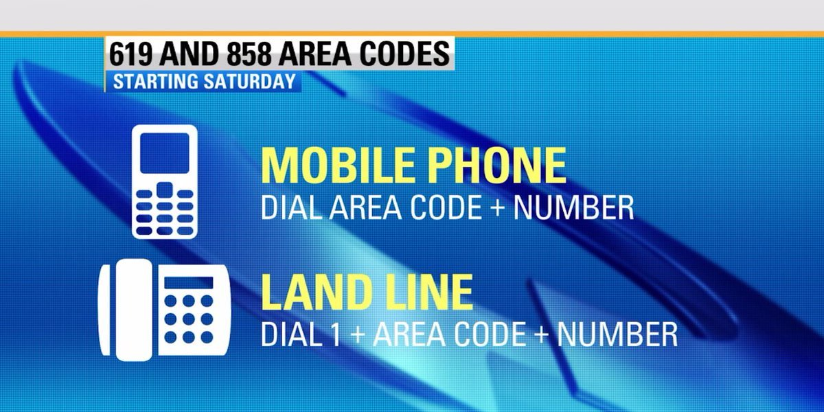 Where is 619 area code