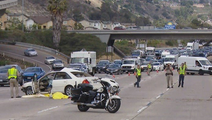 Suspect In Fatal Hit And Run On I 8 Identified Cbs News