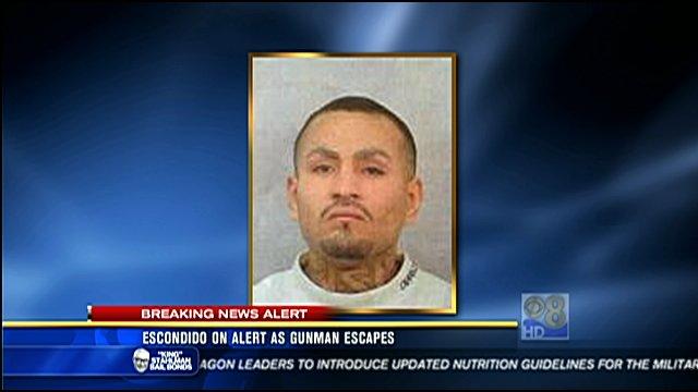 Honda Of Escondido >> Escondido on alert as gunman escapes - CBS News 8 - San ...