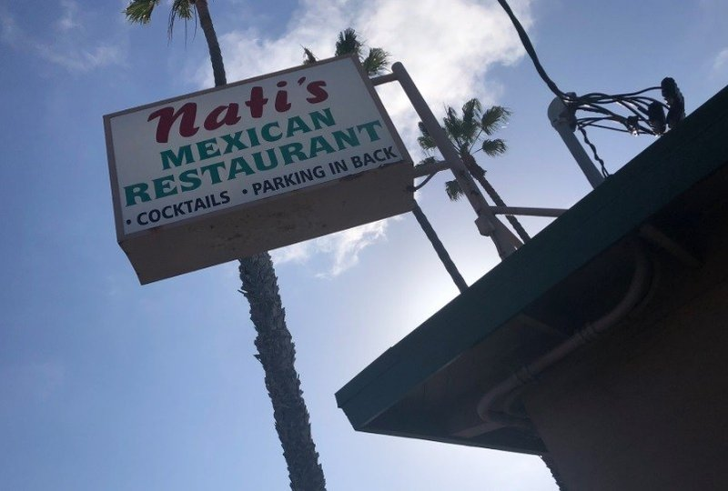Nati S Mexican Restaurant In Ocean Beach Closing After 60 Years Business