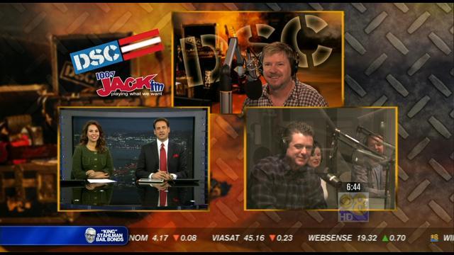 The DSC on News 8: Adopt DSC winner & runner-up
