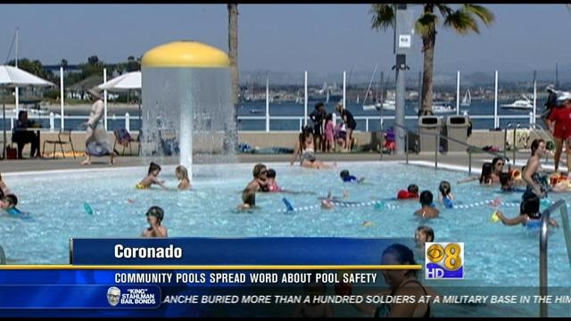 3 week swimming pool safety effort begins saturday cbs - Clairemont swimming pool san diego ca ...