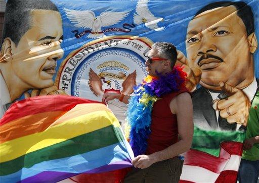 president obama same sex marriage in Santa Rosa