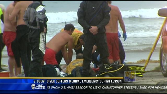 Autopsy Pending On Scuba Diver Who Died In La Jolla Cbs