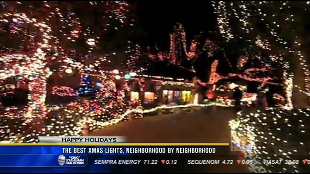 Links - The Best Christmas Lights, Neighborhood By Neighborhood - CBS News 8