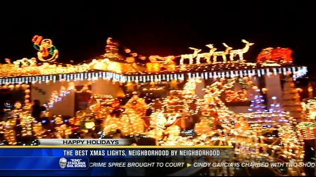 Best Christmas Light Shows