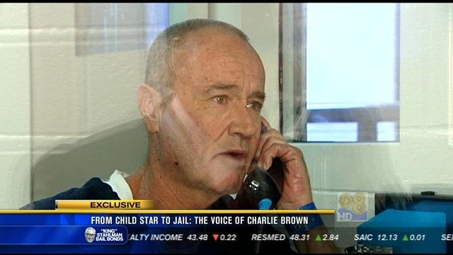 From Child Star To Jail The Voice Of Charlie Brown Cbs News 8 San Diego Ca News Station