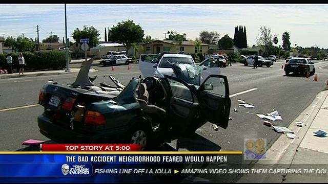 Car Accident Police Report San Diego