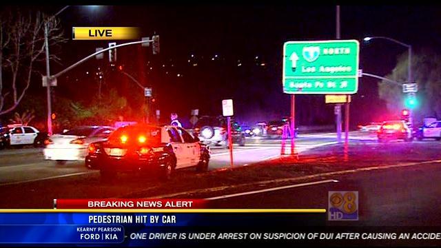 Man dies after being struck by suspected drunk driver for Worldwide motors san diego ca