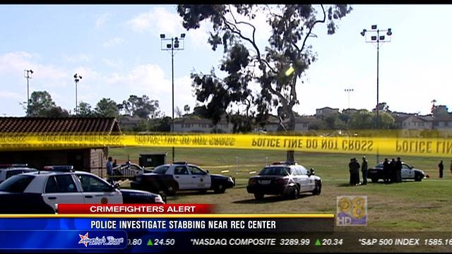 Detectives investigate stabbing in linda vista park cbs for Worldwide motors san diego ca