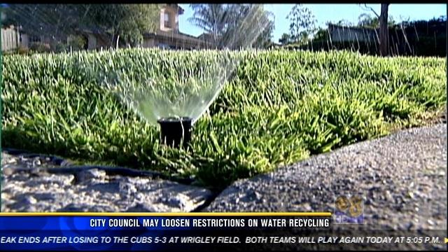 San Diego Smoothes Way For Home Based Water Recycling