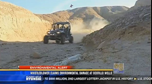 Lawsuit aims to shut down 'open riding' at Ocotillo Wells ...