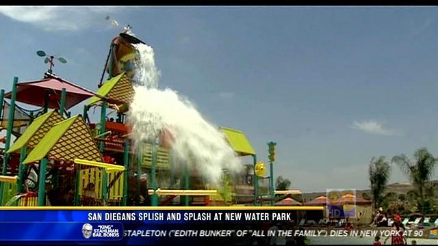 Aquatica Seaworld Opens To The Public Cbs News 8 San