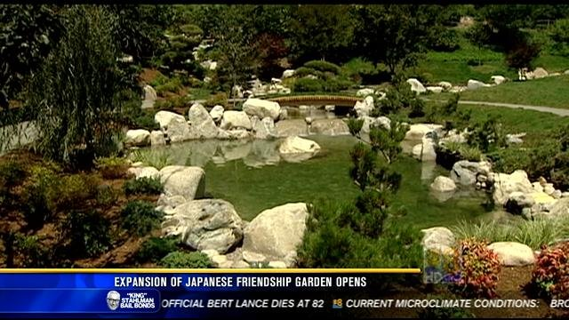 Newly Expanded Japanese Friendship Garden Opens In Balboa Park Cbs News 8 San Diego Ca News