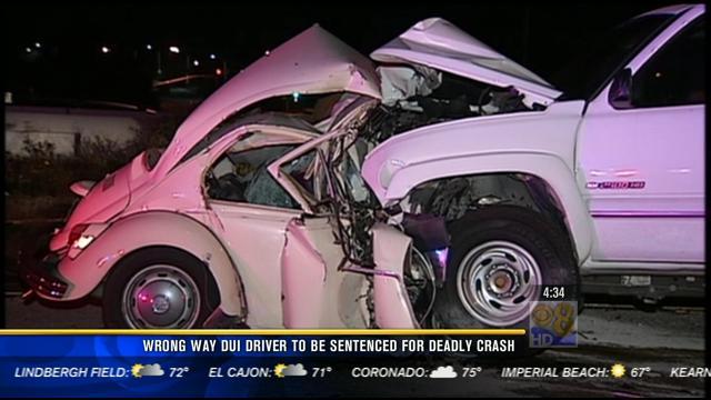 Sentencing postponed for driver in wrong-way fatal crash ...