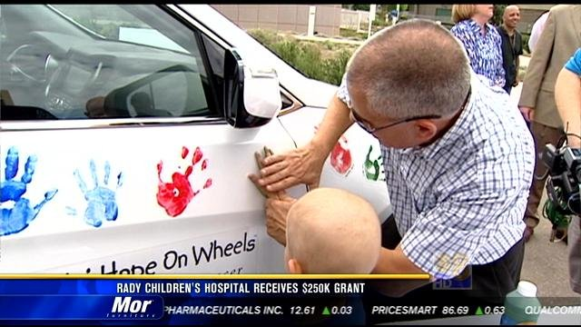 Rady Children's Hospital receives major financial shot in ...