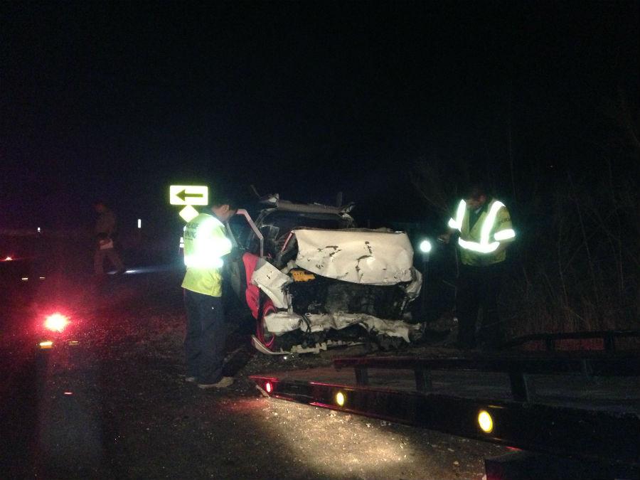 Detox Car Crash
