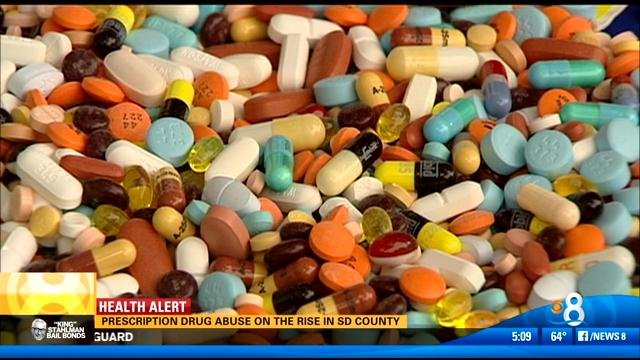 prescription medicine abuse on the rise Area prescription drug abuse on the rise may 21, 2012 earlier this month, a man robbed the walgreens on south airport road but he wasn't after money.