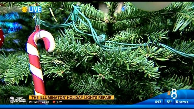Links - Christmas Lights Not Working? There's A New Fix - CBS News 8 - San