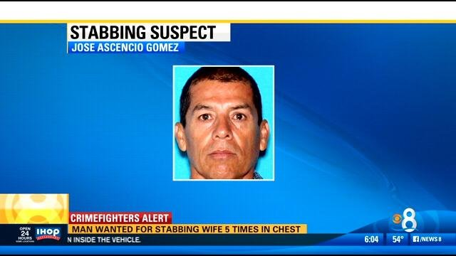 Suspect sought in Imperial Beach stabbing - CBS News 8 - San