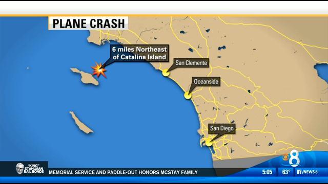 2 survive small plane crash off california coast cbs for Worldwide motors san diego ca