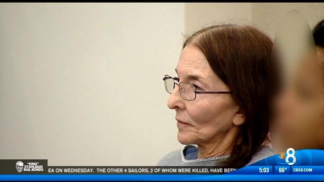 San Diego Honda >> 65-year-old woman charged with keying vehicles - CBS News ...