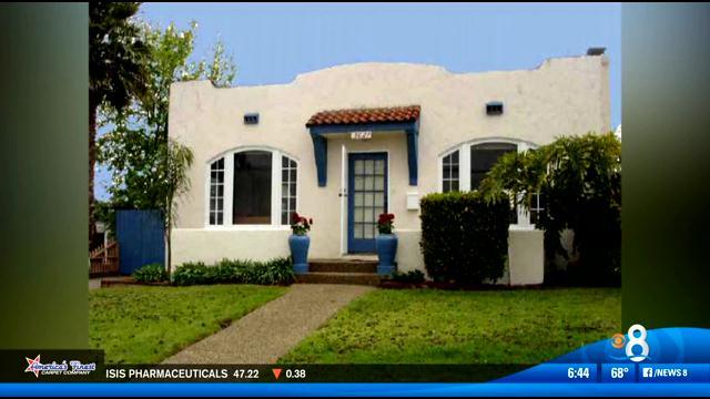 San Diego Honda >> Historic 1920s bungalow moving to Santee - CBS News 8 ...