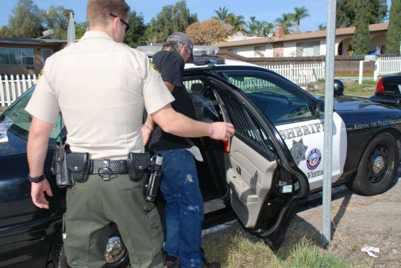 Probation Sweep Nets 11 Arrests In Vista Cbs News 8