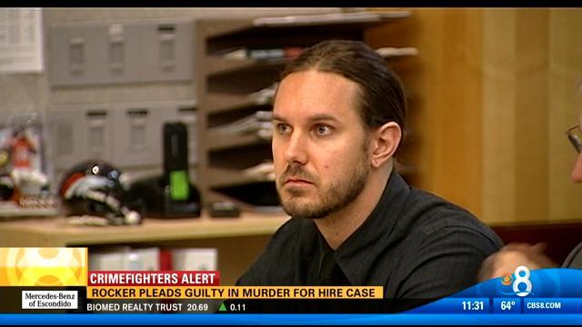 Rocker Pleads Guilty In Murder For Hire Case Cbs News 8