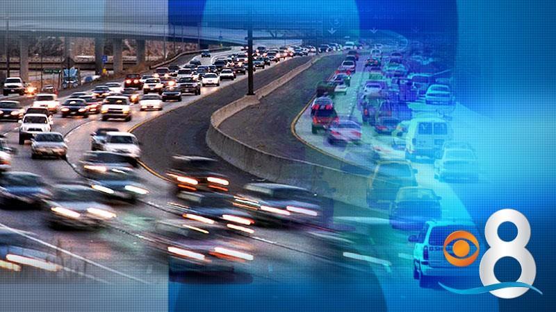 Caltrans freeway closure - CBS News 8 - San Diego, CA News