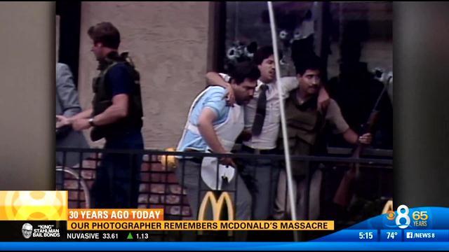 1984 San Diego McDonald's Massacre: 77 Minutes - amazon.com